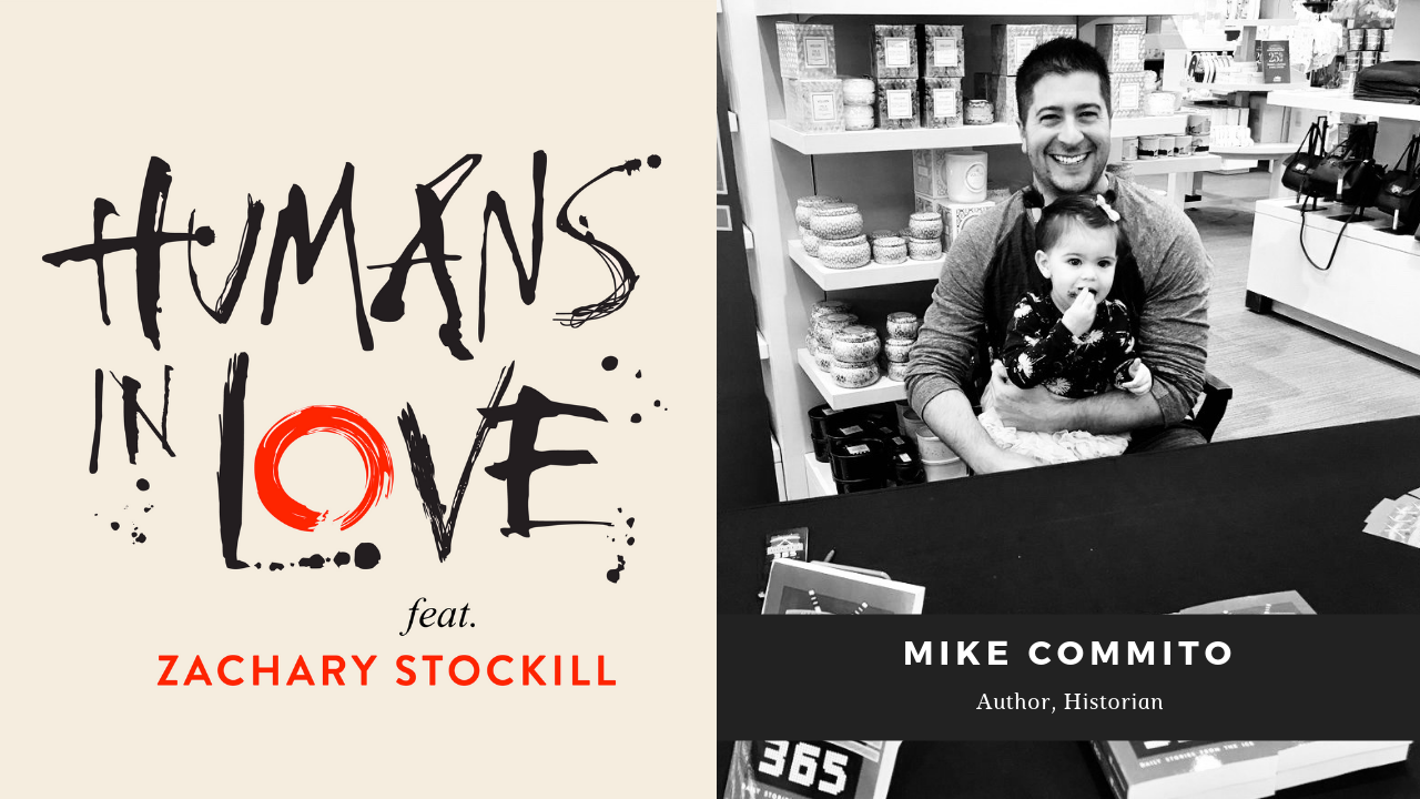 #16 – For the Love of Hockey (and Hustling!) with Mike Commito, PhD