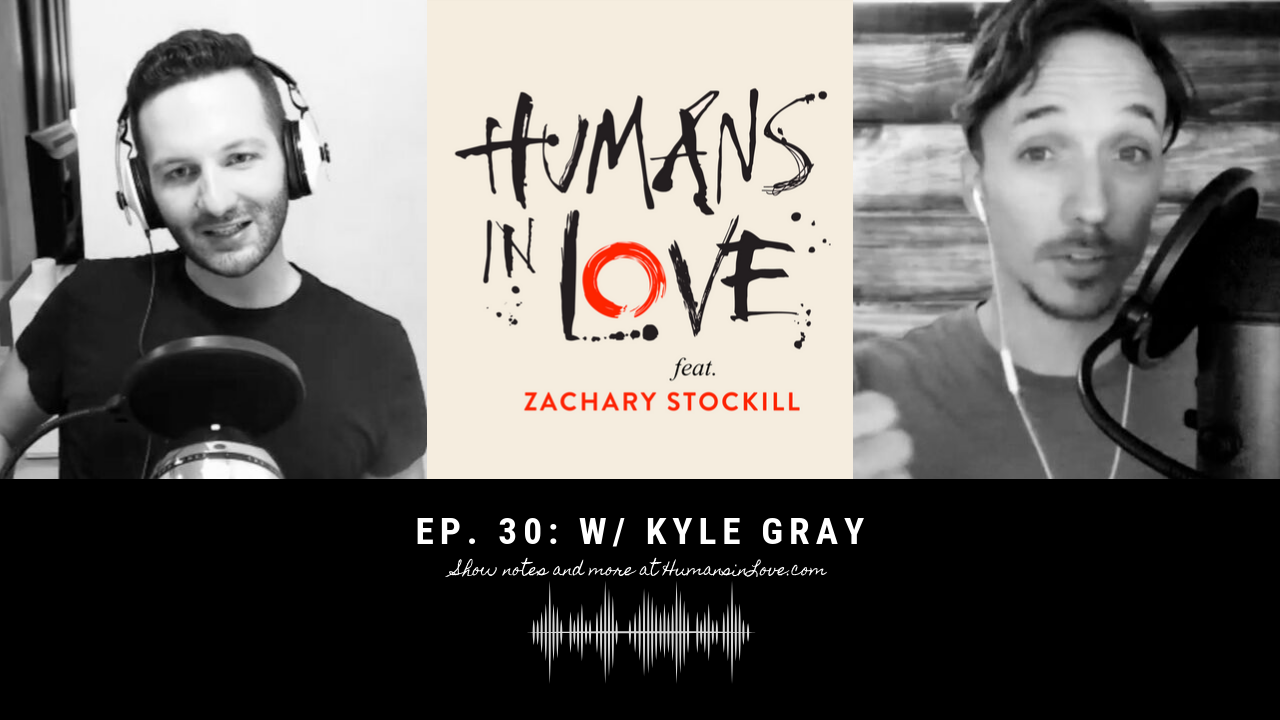 #30 – Overcoming Anxiety and Telling Better Stories with Kyle Gray