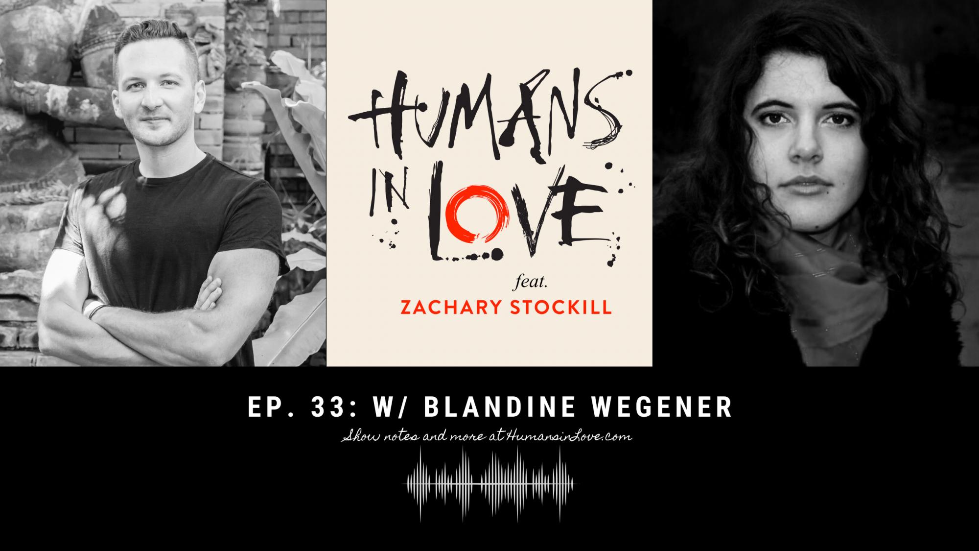 #33 – Tantric Lovemaking & Long-Term Relationships with Maria Blandine Wegener