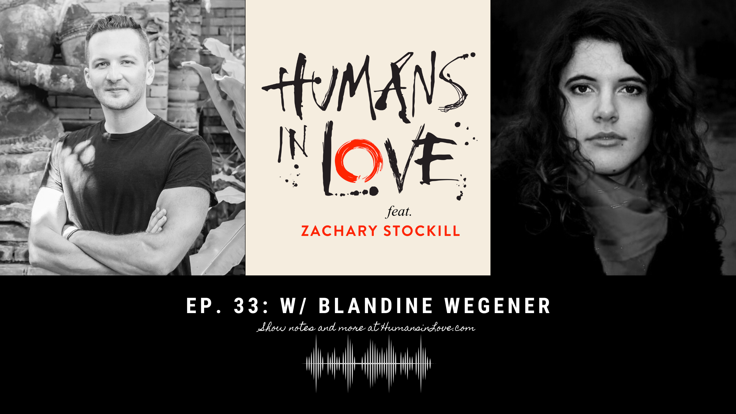 #33 – Tantric Lovemaking & Long-Term Relationships with Maria Blandine Wegener
