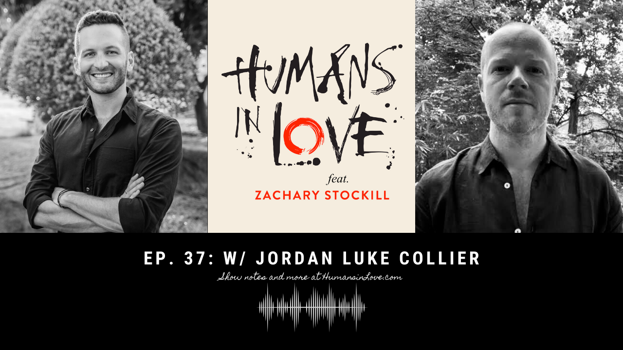 #37 – Navigating Conflict in Relationships with Jordan Luke Collier