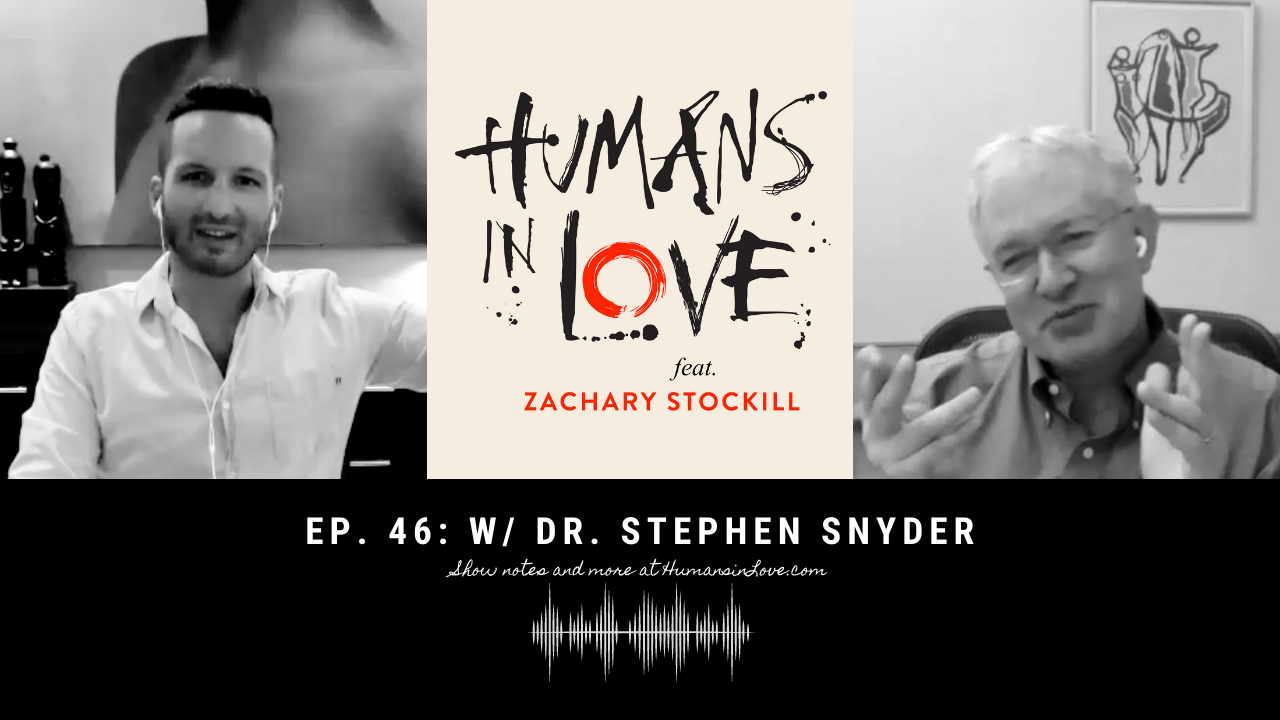 #46 – How to Have Ridiculously Great Sex ft. Dr. Stephen Snyder