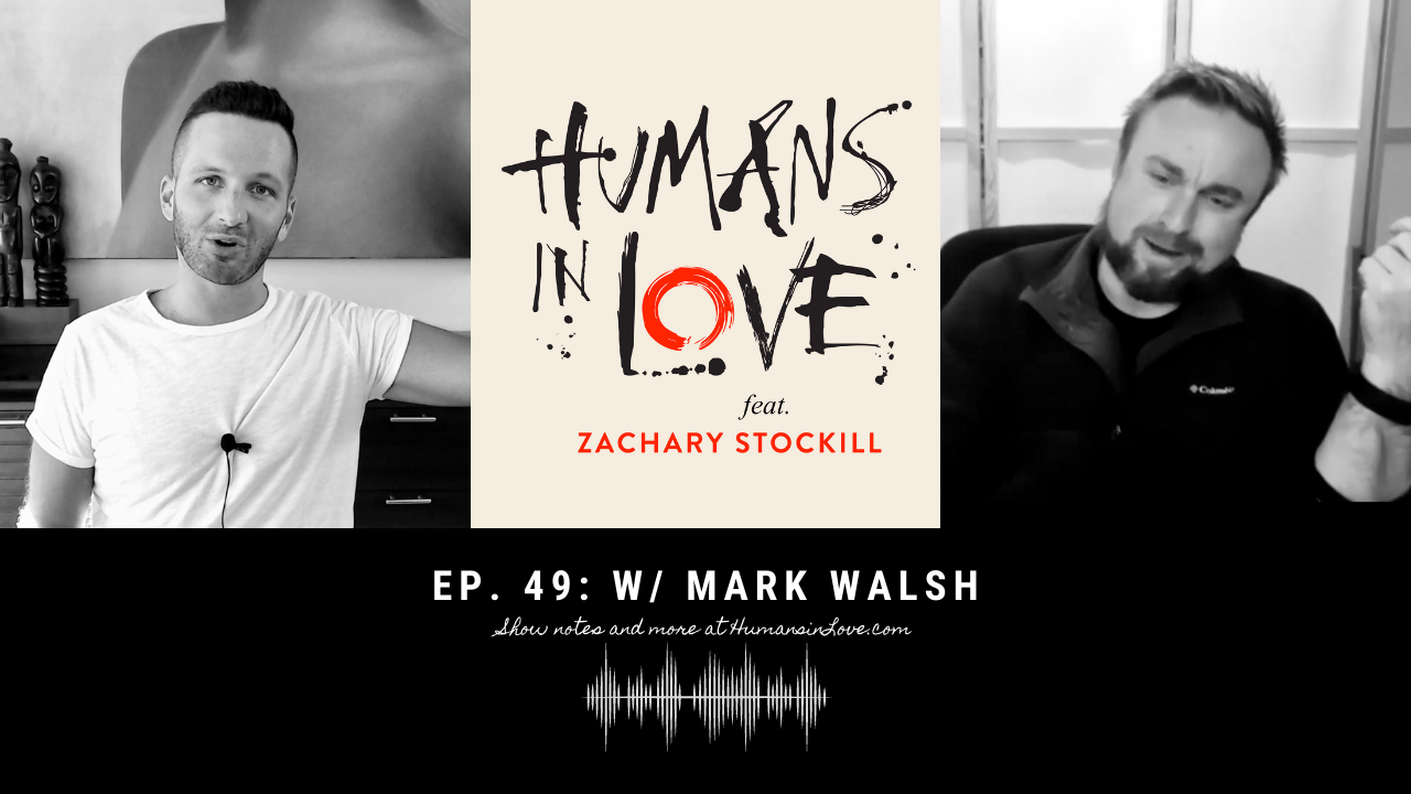 #49 – What is Embodiment (And Why Does it Matter)? with Mark Walsh